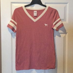 PINK by Victoria's Secret t shirt top NWOT